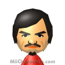 Manny Pacquiao Mii Image by movingpix