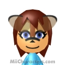 Princess Sally Acorn Mii Image by GBP