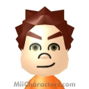 Wreck-it Ralph Mii Image by Caleb588