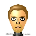 Dr. Gregory House Mii Image by Tunty