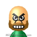 The Crusher Mii Image