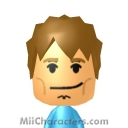 Chase McCain Mii Image by Eben Frostey