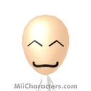 Texting Cat Face Mii Image by bulldog