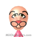 The Pink Panther Mii Image by Jessica