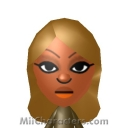 Beyonce Knowles Mii Image by Daybreaker