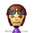 Gambit Mii Image by Eben Frostey