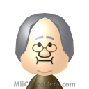 Benjamin Franklin Mii Image by BrainLock