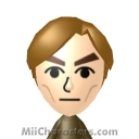 Harvey Dent Mii Image by MiiBrowser