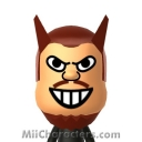 Sparky the Sun Devil Mii Image by turbizzi