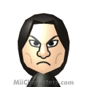 Professor Severus Snape Mii Image by MiiBrowser