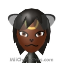 Umbreon Mii Image by KoolKyurem25