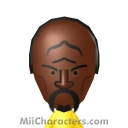 Worf Mii Image by Chris