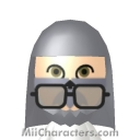Shredder Mii Image by DrewBear