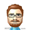 Seth Rogen Mii Image by Andy Anonymous