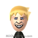 Gary Busey Mii Image by Andy Anonymous