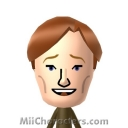 Conan O'Brien Mii Image by Andy Anonymous