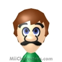 Luigi Mii Image by Asten94