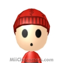 Shy Guy Mii Image by Asten94
