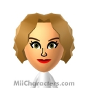 River Song Mii Image by meganbpyle