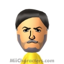Sam Axe Mii Image by Andy Anonymous