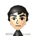 Sherlock Holmes Mii Image by TCimprobable1