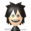 Jeff the Killer Mii Image by Pixelshift