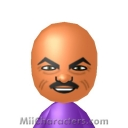 Charles Barkley Mii Image by Dylan Ptolemy