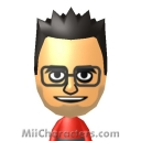 Ray William Johnson Mii Image by Dylan Ptolemy
