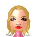 Britney Spears Mii Image by Tocci