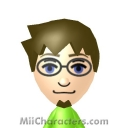 Mr. Mendel Mii Image by batwing321