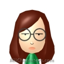 Daria Morgendorffer Mii Image by gentlemissjane