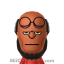 Hellboy Mii Image by Andy Anonymous