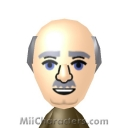 Dr. Phil McGraw Mii Image by bzm