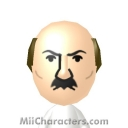 Carl Brutananadilewski Mii Image by Jose Nintendo