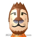 Tony the Tiger Mii Image by jabari