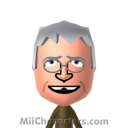 David Letterman Mii Image by Andy Anonymous