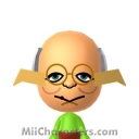 Yoda Mii Image by Andy Anonymous