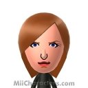 Dana Scully Mii Image by celery