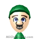 Luigi Mii Image by bigfin20