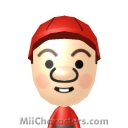 Baby Mario Mii Image by wolverines0519