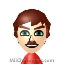 Marty Huggins Mii Image by TheDutchOwner