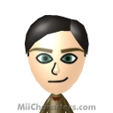 The 11th Doctor Mii Image by bigfin20
