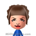 Joey Potter Mii Image by celery