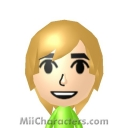 Toon Link Mii Image by bigfin20