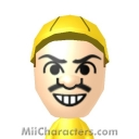 Wario Mii Image by bigfin20