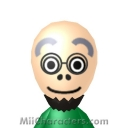 Daddy Pig Mii Image by Auturmn