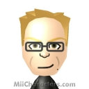 Alton Brown Mii Image by Matt