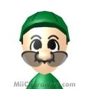Dreamy Luigi Mii Image by Pixelshift
