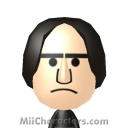 Potter Puppet Pals Snape Mii Image by bigfin20