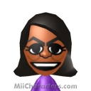Michelle Obama Mii Image by rababob